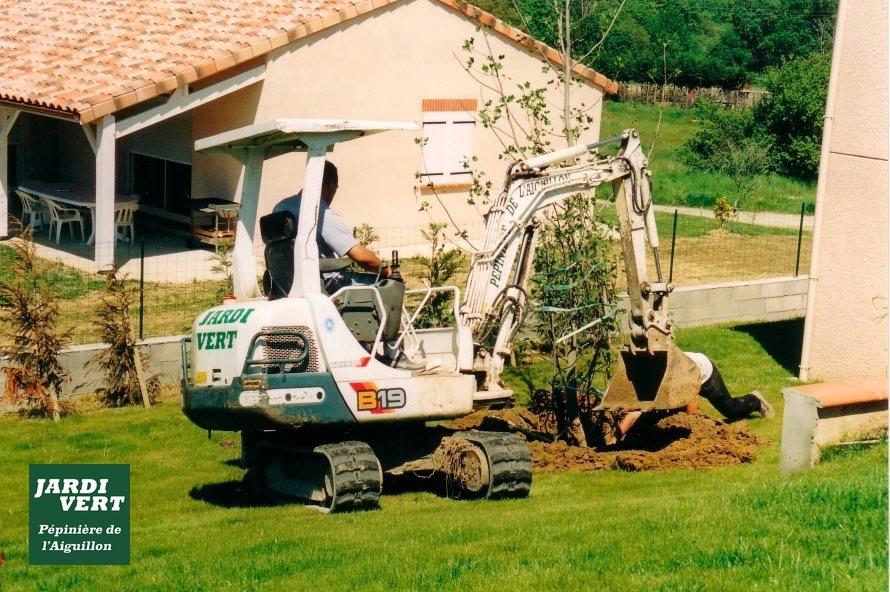 Plantations d'arbres et arbustes à Toulouse, en Haute-Garonne, Ariège et Gers