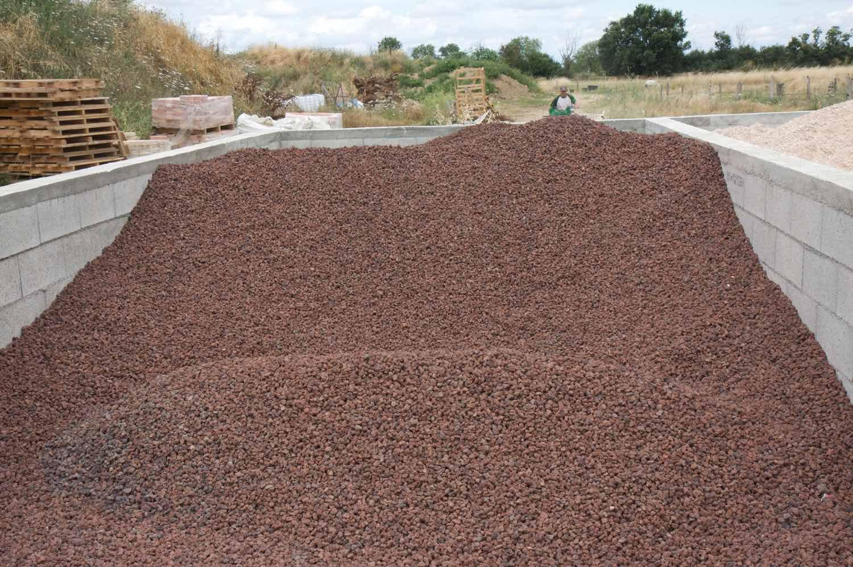 Jardinerie Pas Cher Toulouse vente & livraison de pouzzolane - pépinière de l'aiguillon